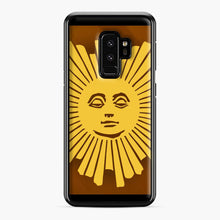 Load image into Gallery viewer, Sunday Morning Icon Cbs News Kuralt Osgood Samsung Galaxy S9 Plus Case, Black Plastic Case | Webluence.com