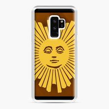 Load image into Gallery viewer, Sunday Morning Icon Cbs News Kuralt Osgood Samsung Galaxy S9 Plus Case, White Plastic Case | Webluence.com
