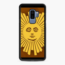 Load image into Gallery viewer, Sunday Morning Icon Cbs News Kuralt Osgood Samsung Galaxy S9 Plus Case, Black Rubber Case | Webluence.com