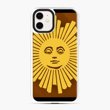 Load image into Gallery viewer, Sunday Morning Icon Cbs News Kuralt Osgood iPhone 11 Case, White Plastic Case | Webluence.com
