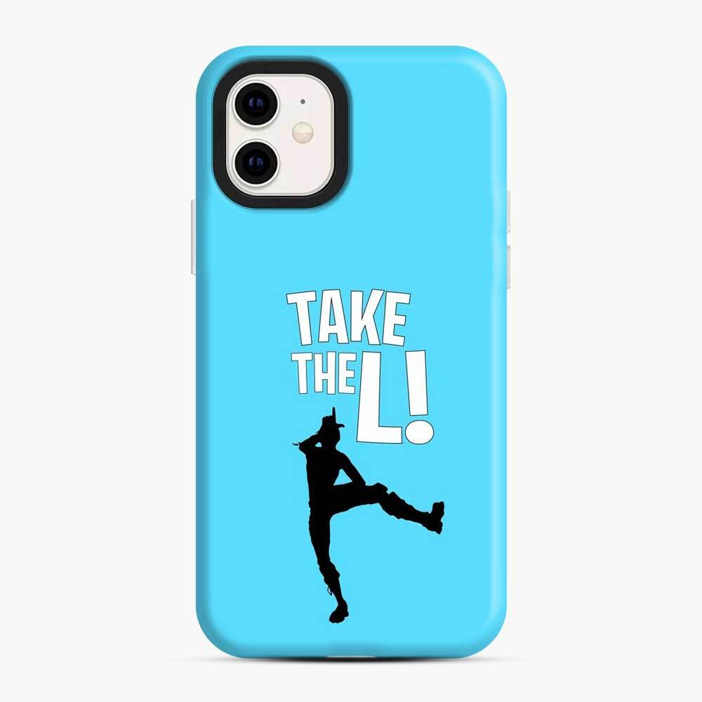 Take The L Fortnite 3 iPhone 11 Case, Snap Case