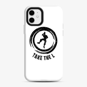 Take The L Fortnite 4 iPhone 11 Case, Snap Case