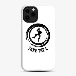 Take The L Fortnite 4 iPhone 11 Pro Case, Snap Case