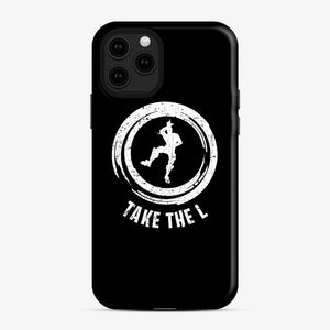 Take The L Fortnite 5 iPhone 11 Pro Case, Snap Case