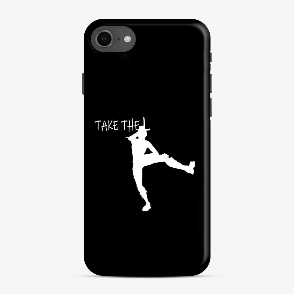 Take The L Fortnite iPhone 7 / 8 Case, Snap Case
