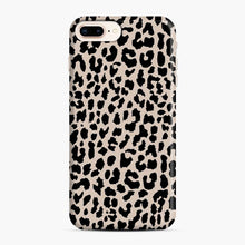 Load image into Gallery viewer, Tan Leopard Pattern iPhone 7 Plus/8 Plus Case, Snap Case | Webluence.com