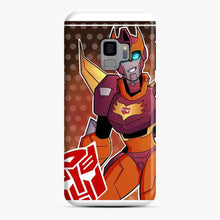 Load image into Gallery viewer, Tfa Rodimus Samsung Galaxy S9 Case, Snap Case