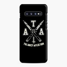 Load image into Gallery viewer, The Amity Affliction TAA Samsung Galaxy S10 Plus Case, Snap Case | Webluence.com