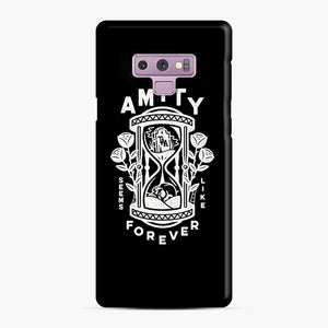 The Amity Affliction Throw Square Samsung Galaxy Note 9 Case, Snap Case | Webluence.com