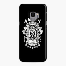 Load image into Gallery viewer, The Amity Affliction Throw Square Samsung Galaxy S9 Case, Snap Case | Webluence.com