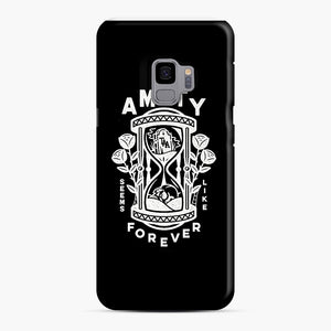 The Amity Affliction Throw Square Samsung Galaxy S9 Case, Snap Case | Webluence.com