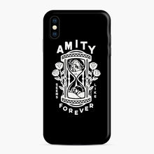 Load image into Gallery viewer, The Amity Affliction Throw Square iPhone XS Max Case, Snap Case | Webluence.com
