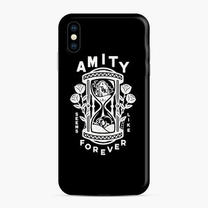 The Amity Affliction Throw Square iPhone XS Max Case, Snap Case | Webluence.com