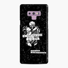 Load image into Gallery viewer, The Amity Affliction We Found Each Other in The Dark Samsung Galaxy Note 9 Case, Snap Case | Webluence.com