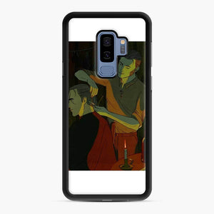 The Barber Of Toussaint Samsung Galaxy S9 Plus Case, Black Rubber Case