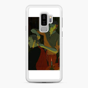 The Barber Of Toussaint Samsung Galaxy S9 Plus Case, White Rubber Case