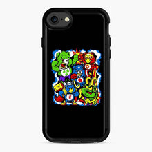 Load image into Gallery viewer, The Care Initiative iPhone 7 / 8 Case, Black Rubber Case