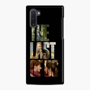The Last Of Us Part 2 Ii Joel Ellie And Dina Samsung Galaxy Note 10 Case, Snap Case