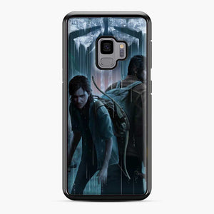 The Last Of Us Part Ii 15 Samsung Galaxy S9 Case, Black Plastic Case
