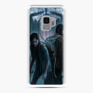 The Last Of Us Part Ii 15 Samsung Galaxy S9 Case, White Plastic Case