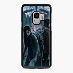 The Last Of Us Part Ii 15 Samsung Galaxy S9 Case, Black Rubber Case