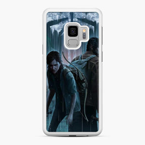 The Last Of Us Part Ii 15 Samsung Galaxy S9 Case, White Rubber Case