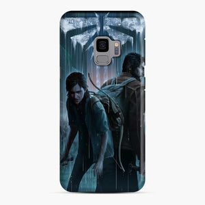 The Last Of Us Part Ii 15 Samsung Galaxy S9 Case, Snap Case