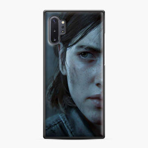 The Last Of Us Part Ii 17 Samsung Galaxy Note 10 Plus Case, Black Plastic Case