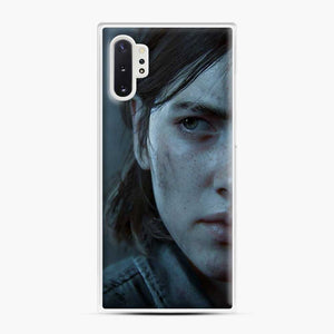 The Last Of Us Part Ii 17 Samsung Galaxy Note 10 Plus Case, White Plastic Case