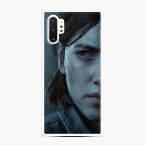 The Last Of Us Part Ii 17 Samsung Galaxy Note 10 Plus Case, White Rubber Case