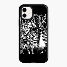 Load image into Gallery viewer, The Misfits evil eye iPhone 11 Case, Snap Case | Webluence.com