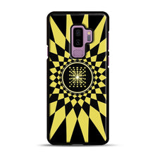 Load image into Gallery viewer, The Standard Model Samsung Galaxy S9 Plus Case, Black Plastic Case | Webluence.com