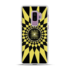 Load image into Gallery viewer, The Standard Model Samsung Galaxy S9 Plus Case, White Rubber Case | Webluence.com