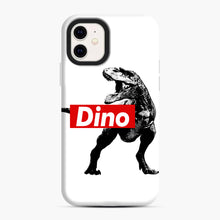 Load image into Gallery viewer, The Supreme of All Dinosaurs iPhone 11 Case, Snap Case | Webluence.com