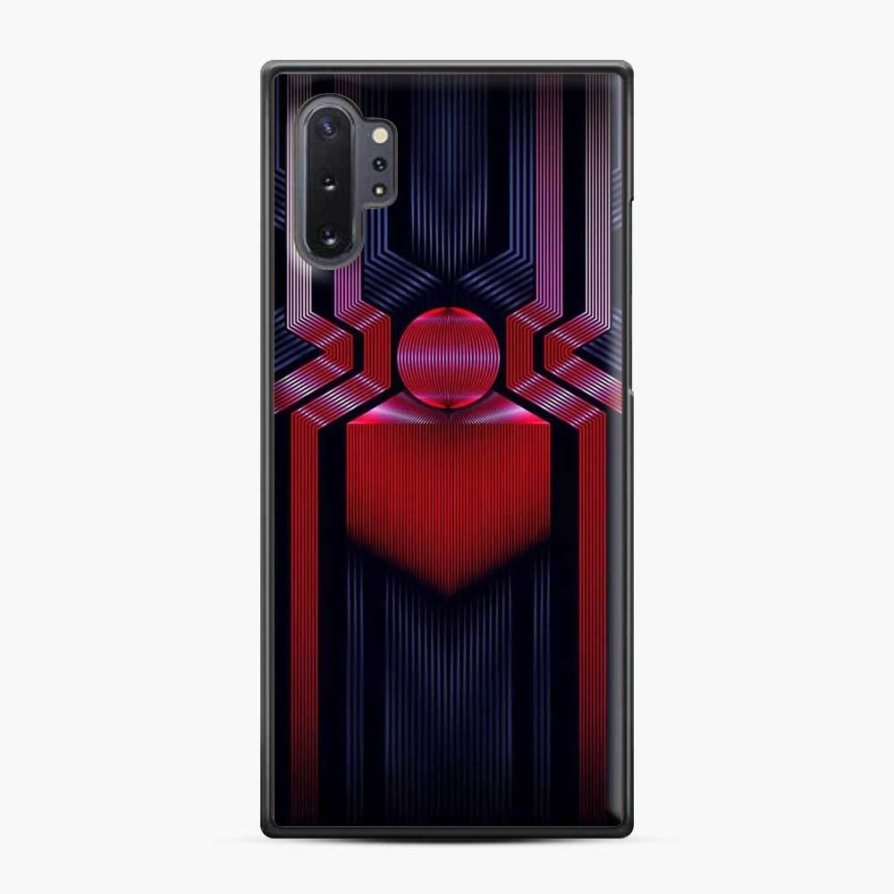 The Ultimate Spiderman Samsung Galaxy Note 10 Plus Case, Black Plastic Case