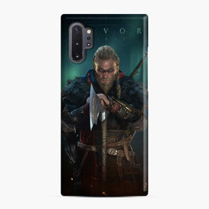 The Viking Eivor Assassin'S Creed Valhalla Samsung Galaxy Note 10 Plus Case, Snap Case