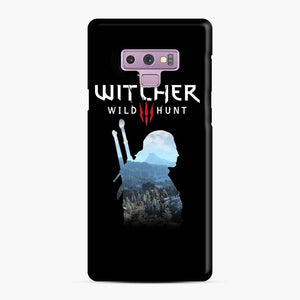 The Witcher 3 Wild Hunt 2 Samsung Galaxy Note 9 Case, Snap Case