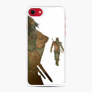 The Witcher iPhone 7 / 8 Case, White Plastic Case