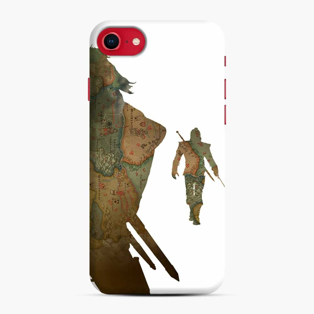 The Witcher iPhone 7 / 8 Case, Snap Case