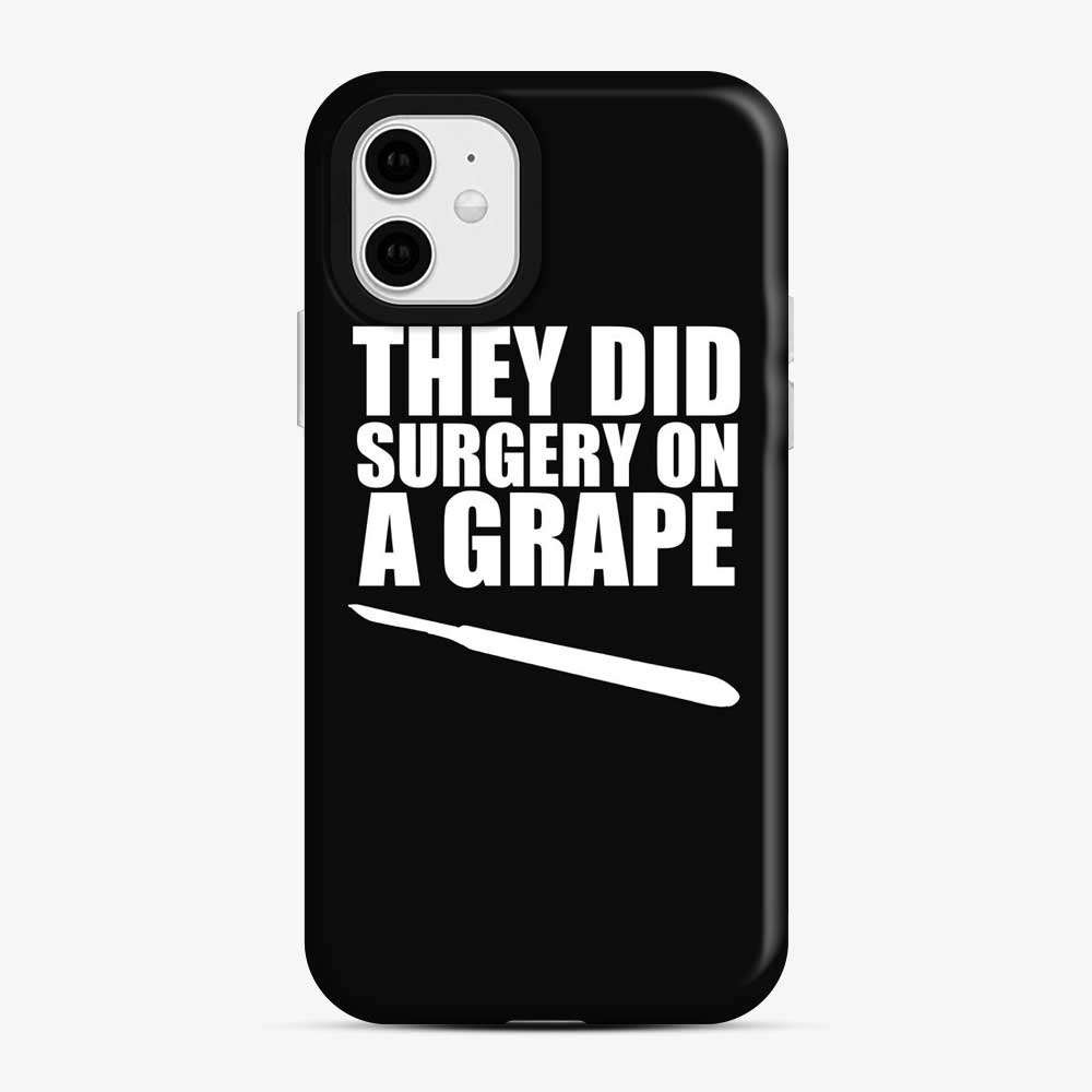 They Did Surgery On A Grape Fortnite iPhone 11 Case, Snap Case