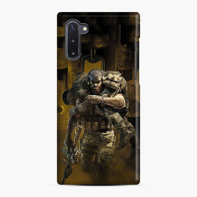 Tom Clancy's Ghost Recon Breakpoint Samsung Galaxy Note 10 Case, Snap Case