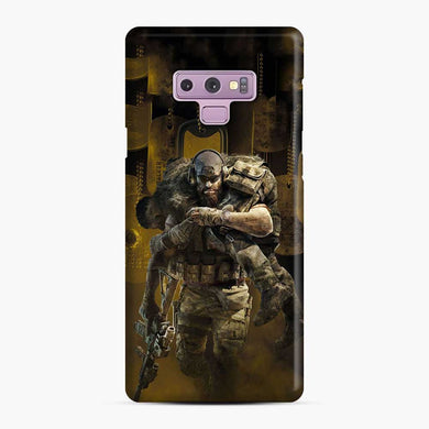 Tom Clancy's Ghost Recon Breakpoint Samsung Galaxy Note 9 Case, Snap Case