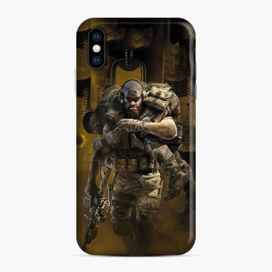 Tom Clancy's Ghost Recon Breakpoint iPhone XS Max Case, Snap Case
