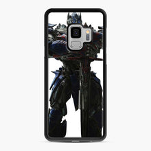 Load image into Gallery viewer, Transformers 20 Samsung Galaxy S9 Case, Black Rubber Case