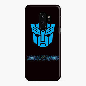 Transformers 24 Samsung Galaxy S9 Plus Case, Snap Case