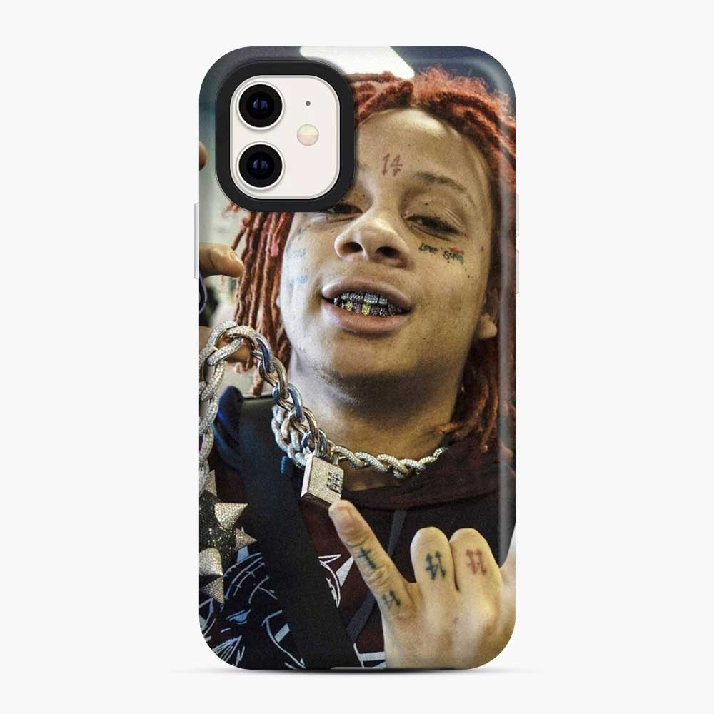 Trippie Redd 13 iPhone 11 Case, Snap Case