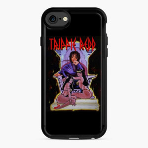 Trippie Redd 4 iPhone 7 / 8 Case, Black Rubber Case