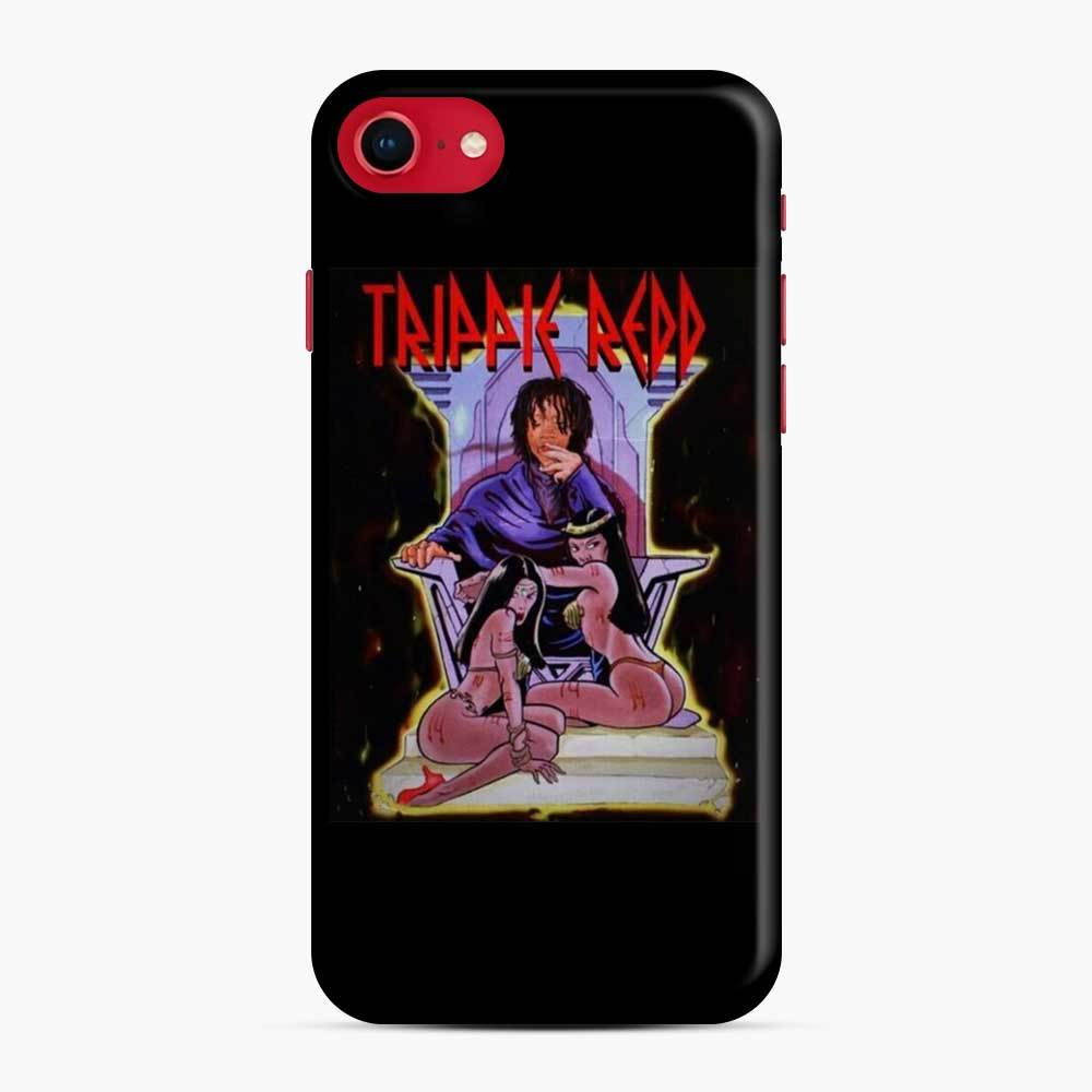 Trippie Redd 4 iPhone 7 / 8 Case, Snap Case