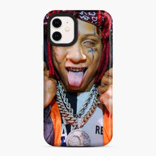 Load image into Gallery viewer, Tripple Redd Wow Tour 2020 iPhone 11 Case, Snap Case