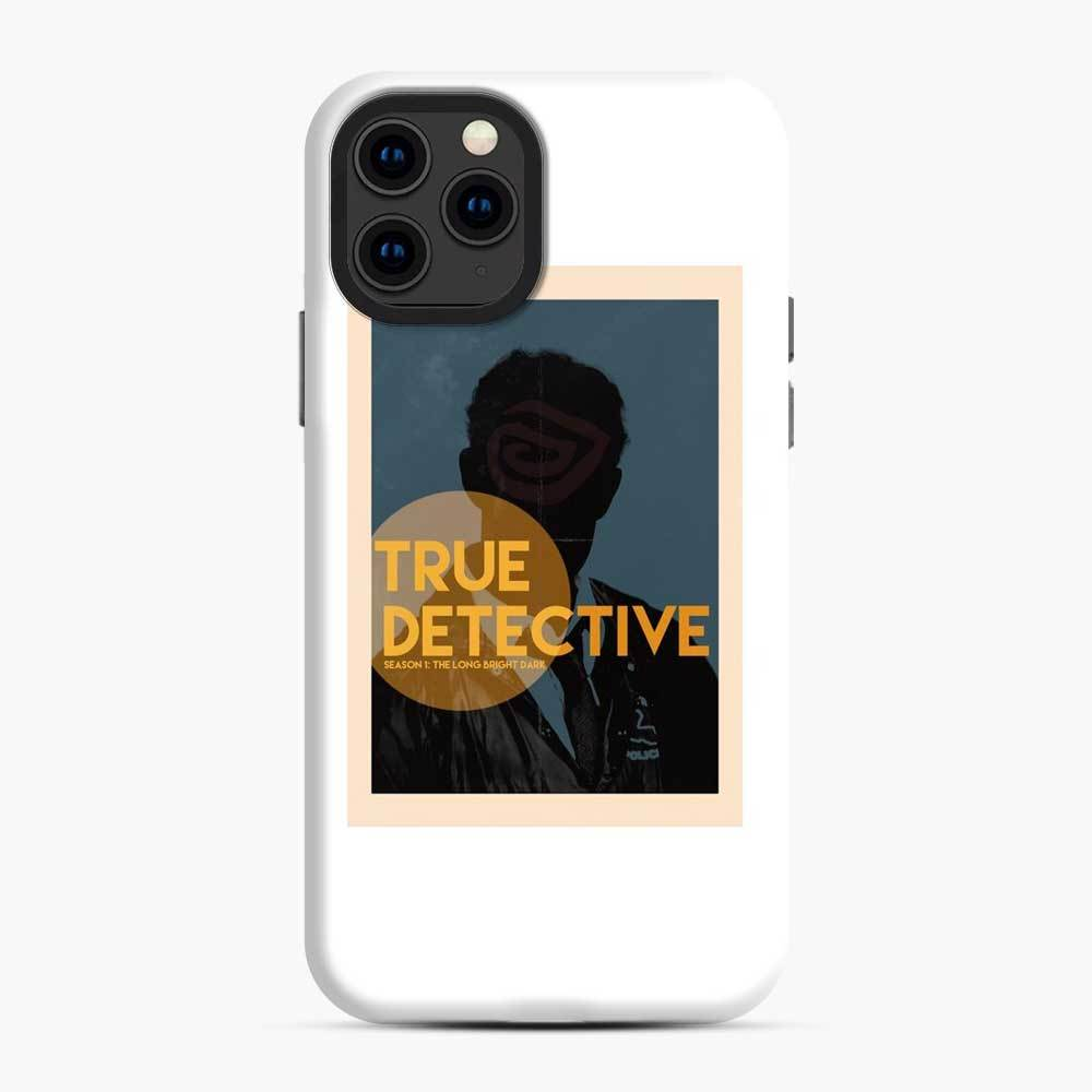 True Detective Rust Cohle Poster iPhone 11 Pro Case, Snap Case